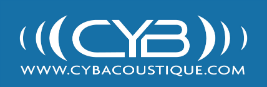 Logo société Cyb Acoustique