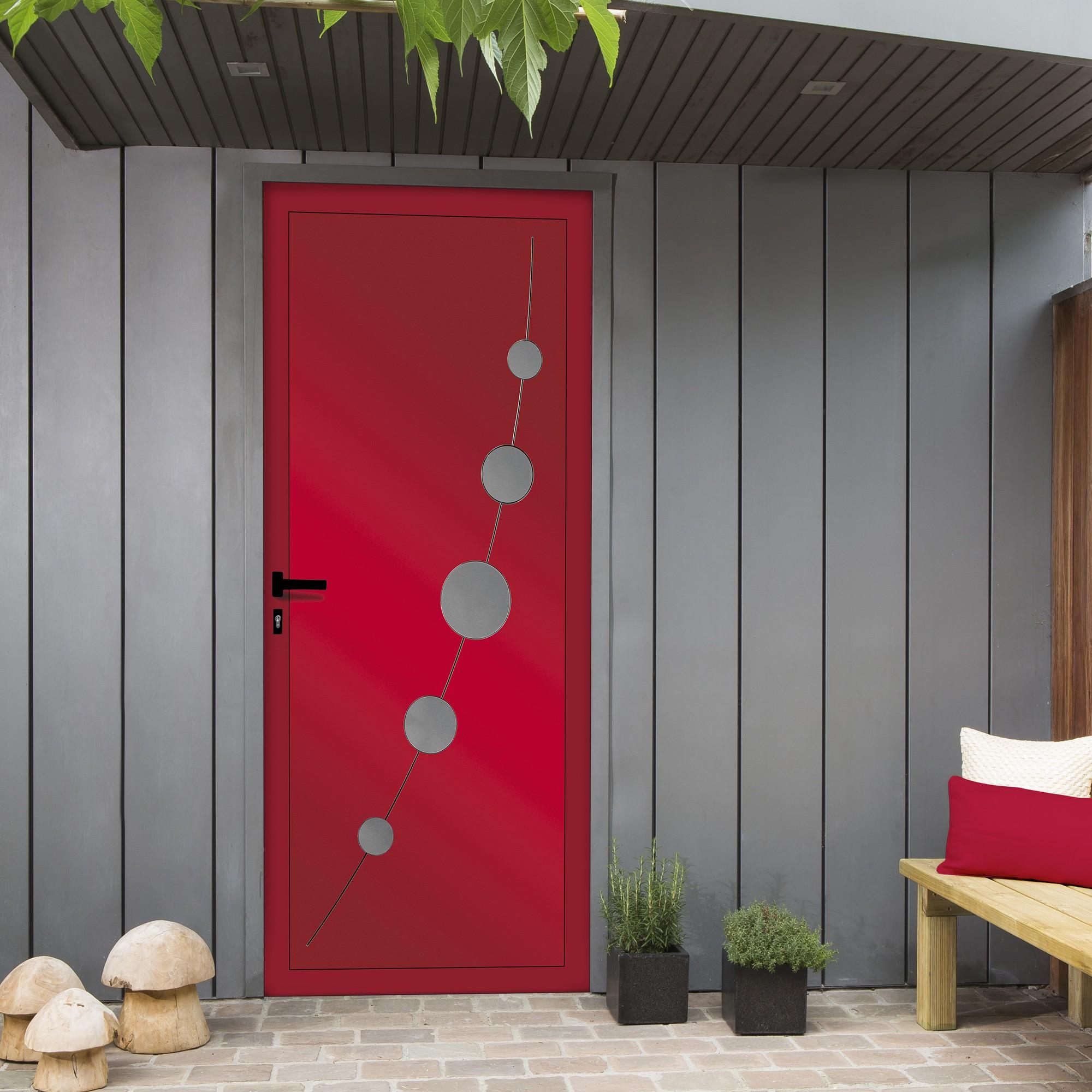 Porte Dentrée ALU CYB Stores - Porte d entrée design