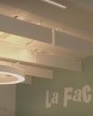 Installation de panneaux acoustiques CybAcoustique INVIVO