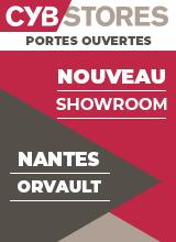 Nouveau showroom à Nantes-Orvault