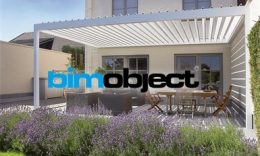 BIM Object Pargola 600