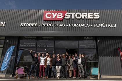 CybStore Nantes-Orvault