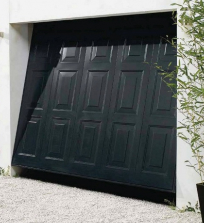 Protection porte de garage basculante best dcouvrez les - Securiser porte de garage basculante ...