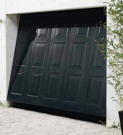 Porte de garage basculante cyb stores - Joint porte garage basculante ...